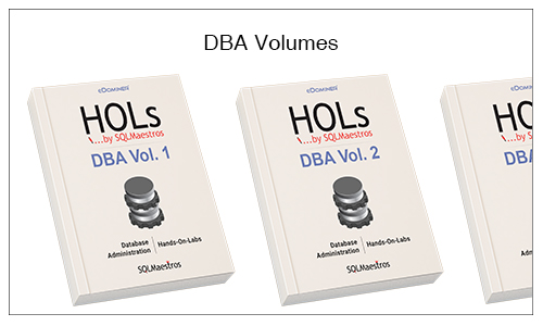 dba volumes