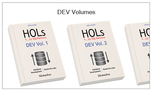 dev volumes
