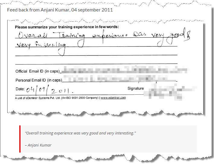 SQL Server Training, SQL Server High Availability, Trivandrum January 2012