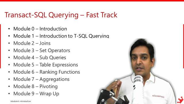 Transact-SQL Querying