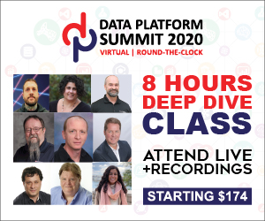 Data Platform Virtual Summit 2020