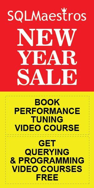 SQLMaestros Video Courses